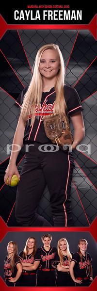 Marshall Softball
