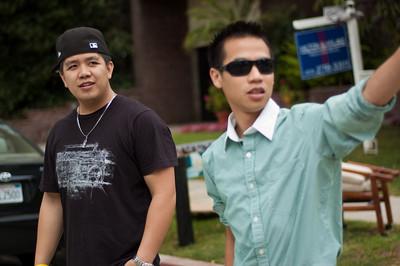 Anthony Lin's Graduation - UCLA Ed