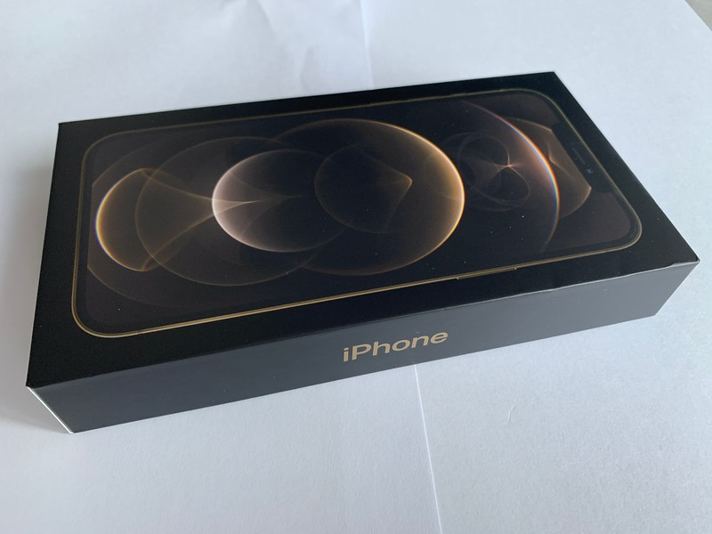 iPhone 12 Pro Max Singapore unboxing