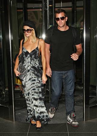 2009-06-03 - Paris Hilton and Doug Reinhardt