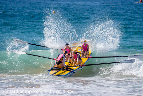 Surf Boat North Narrabeen