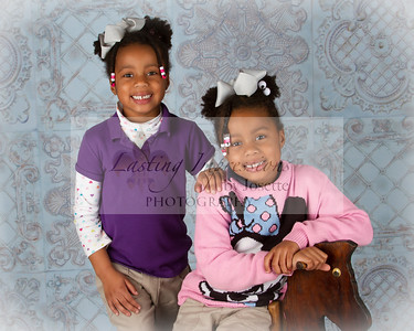 Ja'Niya and Siblings010