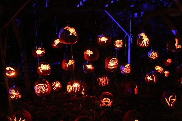 Halloween in the Van Cortlandt Manor