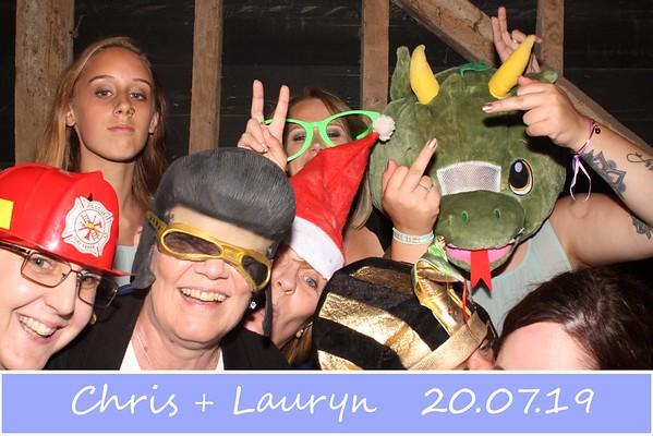 Lauryn + Chris
