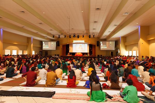 2014 Sanskar Academy Sri Ram Pooja