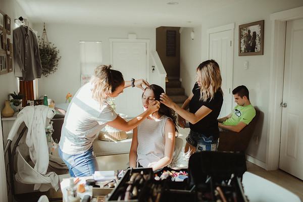 Styled Shoot | Hair/Makeup