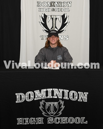 College Signings: Dominion High School