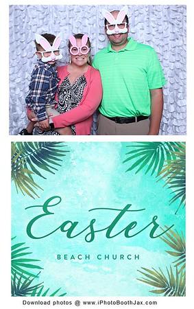 Beach Church Easter- Saturday Service