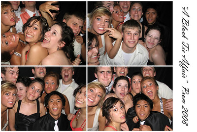 Prarie Ridge High School Prom May 2nd, 2008