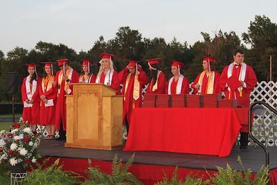 HCHS Graduation 2015