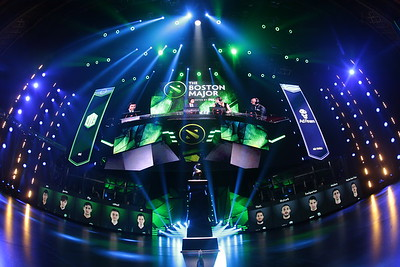 DOTA2 - The Boston Major - 2016