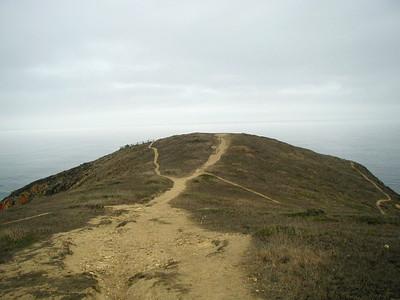 Point Reyes October 2001