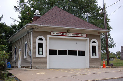 Morris County Firehouses