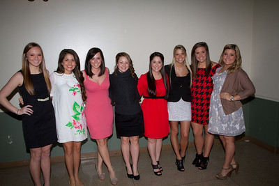 AOII Founders Day 2012