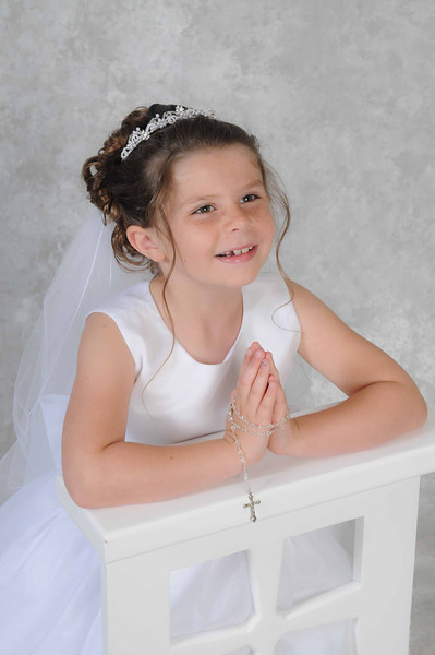 Meghan - 1st Holy Communion
