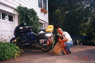 Redmond, Oregon Trip, July 2001