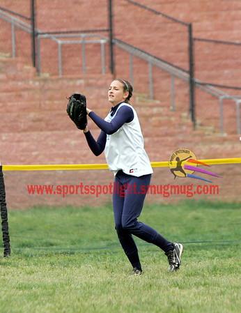 Whitman @ Clarksburg JV Softball 2012