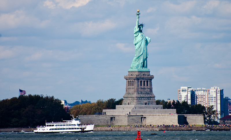 New York - Statue Of Liberty