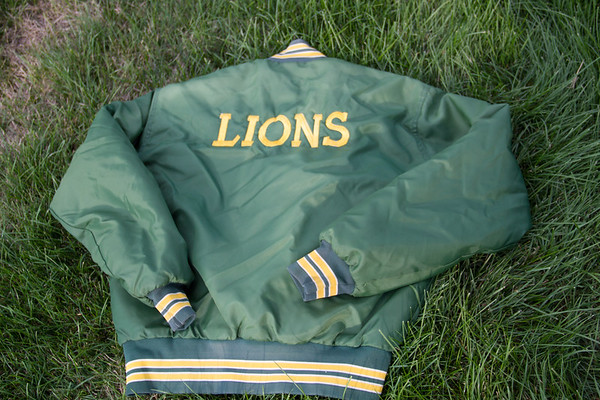 1990 Memories Lions Jacket can plane models