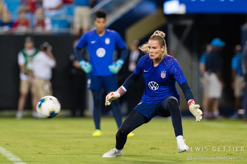 2019 USWNT Victory Tour - United States vs Korea Republic