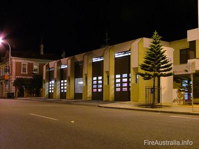 Fire & Rescue WA - Fremantle