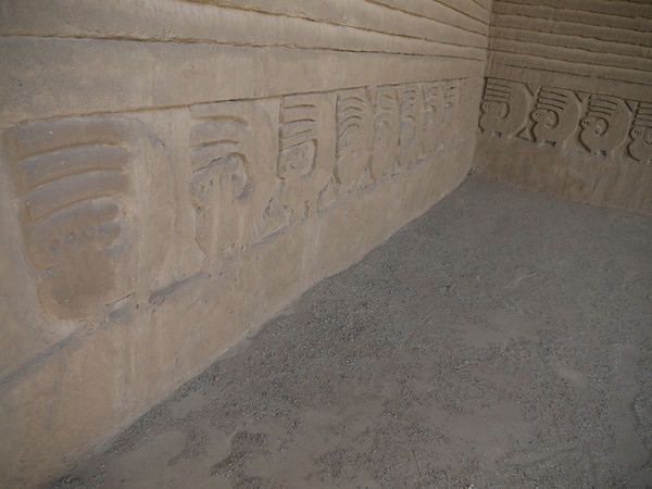Peru -- Chan Chan ruins