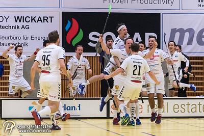 Playoff 1/4-Final (2): Zug United NLA - Floorball Köniz