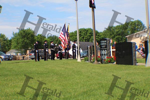 Lester Prairie Memorial Day  2016