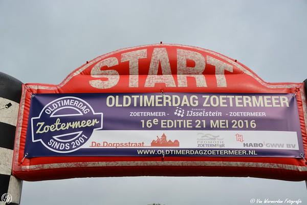 Oldtimerdag Zoetermeer 2016