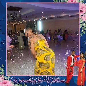Welcoming the Williams Wedding Celebration