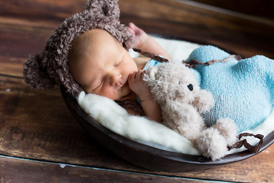 Ryan {newborn session}