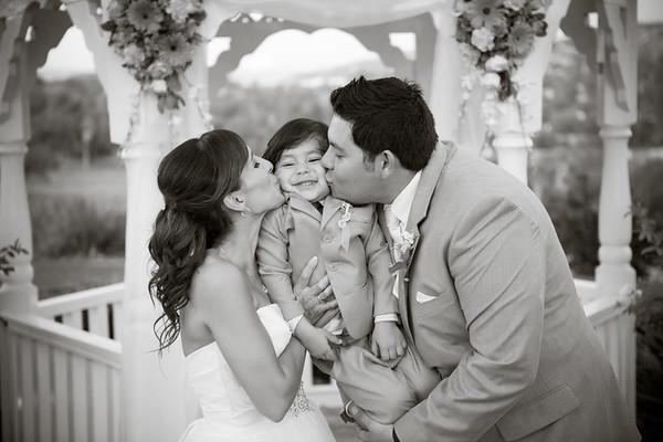 Rosie and Carlos Wedding