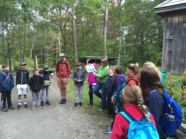 5th 6th retreat to Merck Forest