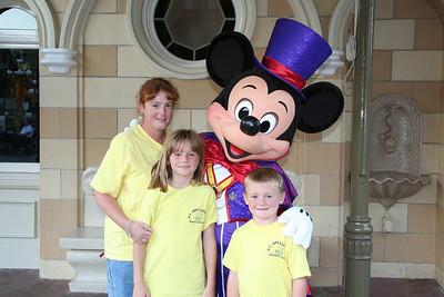 Disneyland (18-20 Oct 2006)