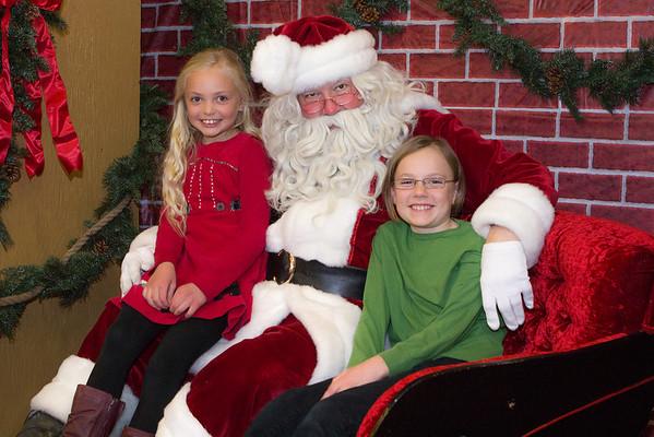 Santa 2013 (11:30 to 12:00)