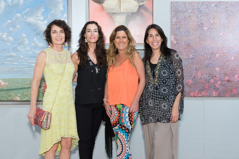Isabel Parot, María Soledad Chadwick, Margarita Garcés, Patricia Astorga