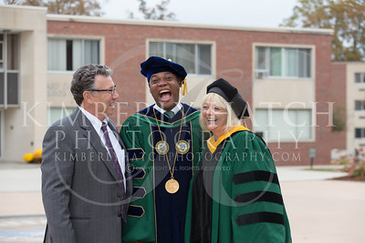 Group Portraits- Elm's College Presidential Inauguration- Corporate Candid Event Photography- Chicopee, MA
