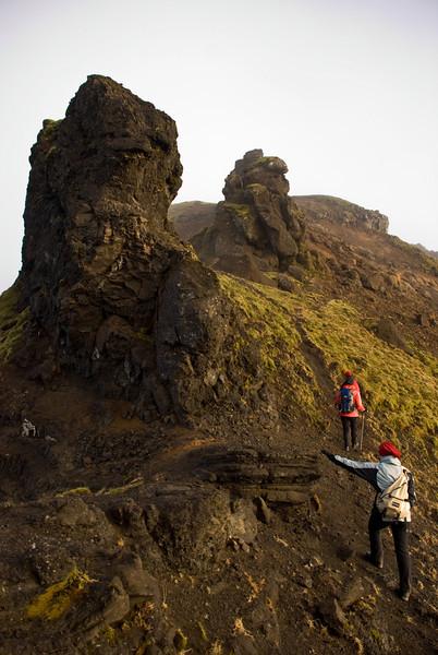 Þorbjörg og Álfhildur