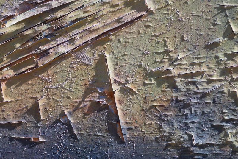Hatched Paint Stripes