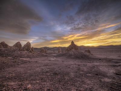 36 Hrs Mojave - Trona Pinnacles