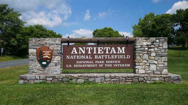 Antietam National Battlefield - MD - 071916