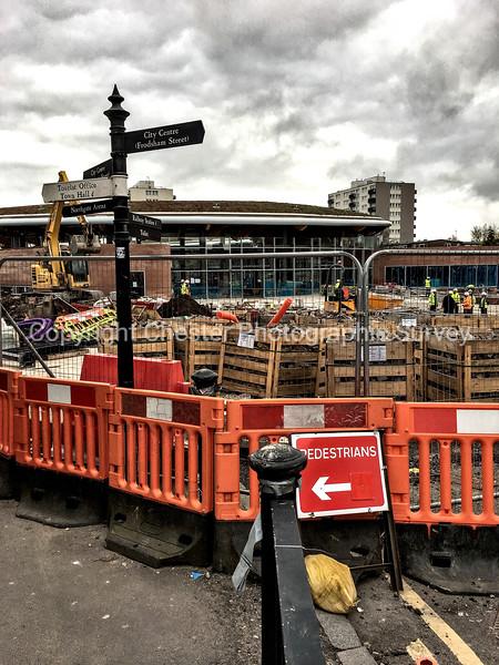 New Bus Station: Gorse Stacks