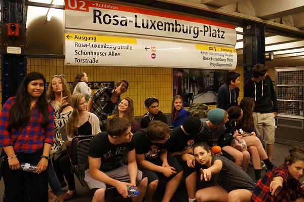2014 German Exchange