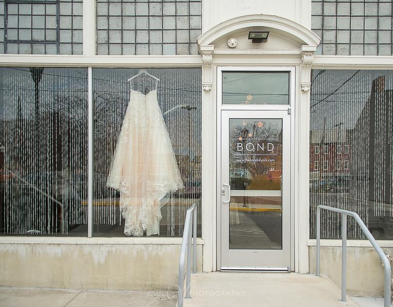 the bond of york weddings