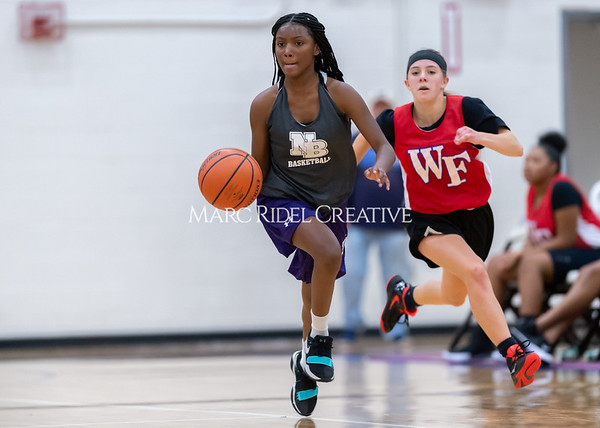 Broughton girls basketball vs Wake Forest. November 14, 2019. D4S_9758
