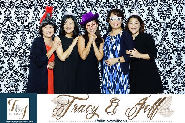 Tracy & Jeff's Wedding 10-10-15