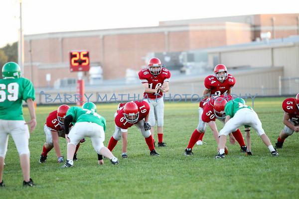 Lawson Vs Mid Buc 8th grade