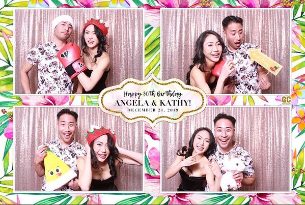 Angela & Kathy 30th Birthday Party