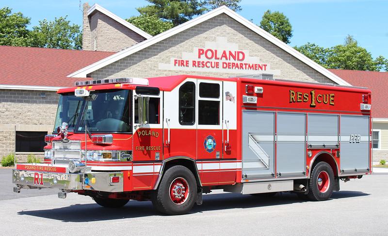 Rescue 1 2007 Pierce Quantum