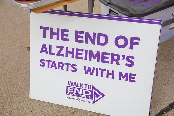 Walk to End Alzheimer's-Irvine